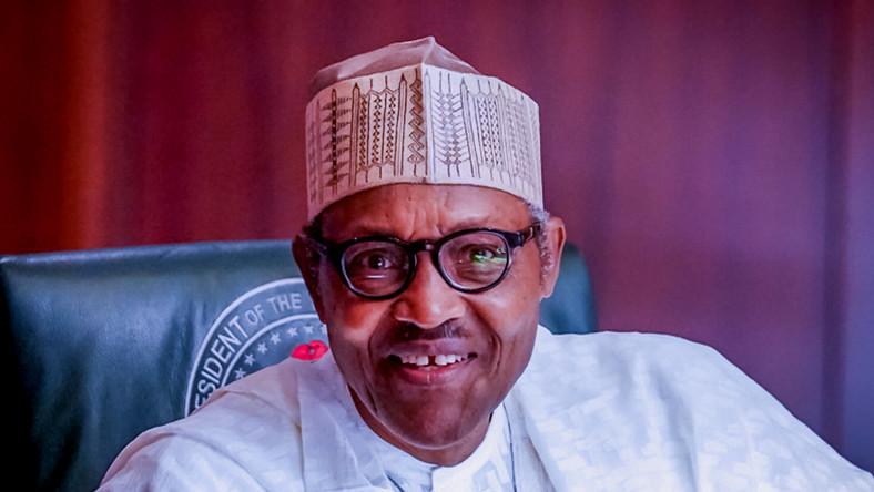 President Muhammadu Buhari. [Twitter/NigeriaGov]