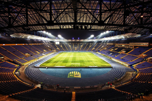 Stadion Metalist w Charkowie, Ukraina