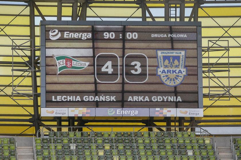 PKO BP Ekstraklasa zdawała test na oczach Europy.