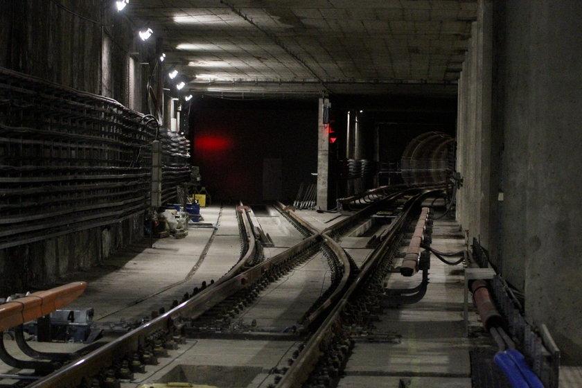 budowa II linii metra