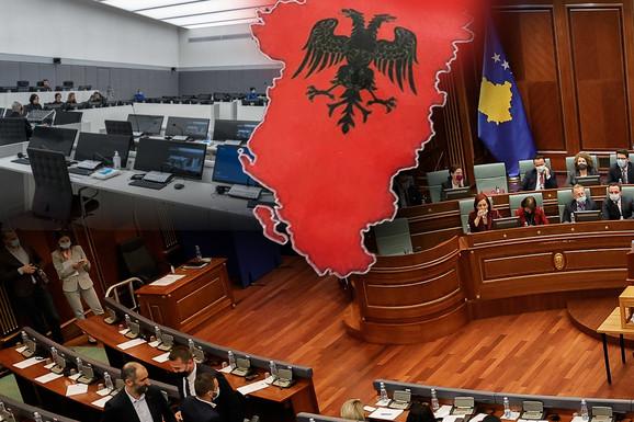 Ministarka spoljnih poslova u privremenim prištinskim institucijama tražila da Jermenija PRIZNA KOSOVO