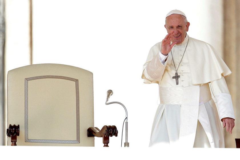 Wiktorii pomógł papież Franciszek, pomóż i ty!
