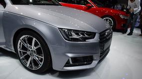 Nowe Audi A4 już na rynku (Frankfurt 2015)
