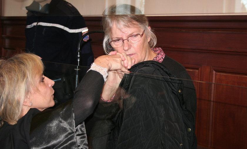 Jacqueline Sauvage została ułaskawiona przez prezydenta Francji