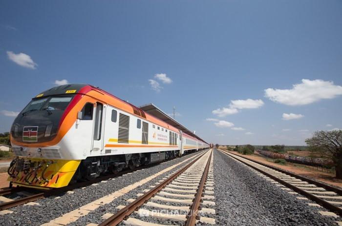 Madaraka Express (Kenya Railways)