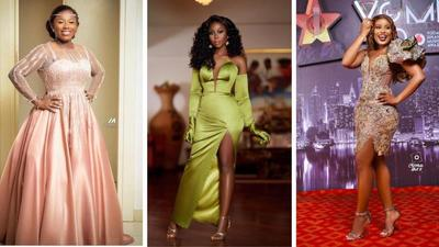 VGMA22: Here are the best-dressed female celebrities we saw