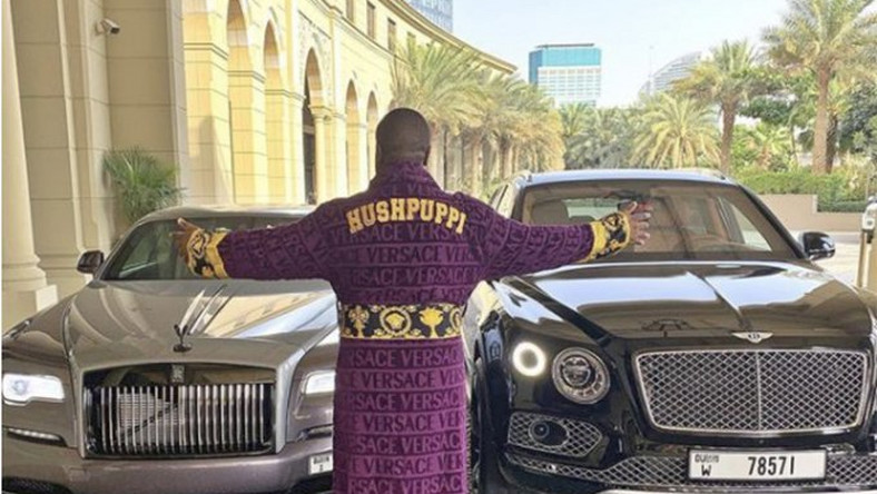 Hushpuppi loved the good life and he made sure we all saw him live it (Instagram)