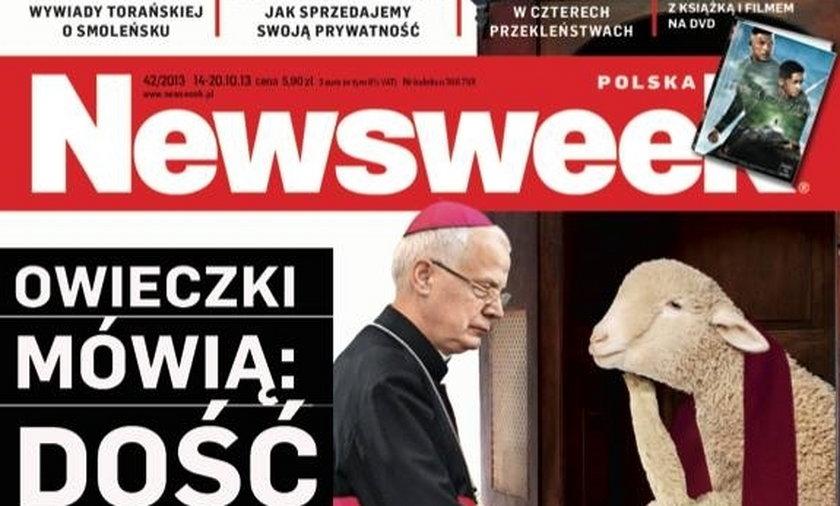 newsweek okładka