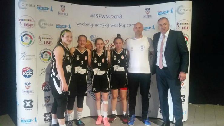 Ženska reprezentacija Srbije u nasketu 3 na 3