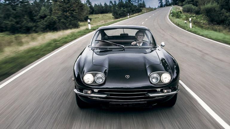 Lamborghini 400 GT 2+2 - samochód marzeń z fabryki traktorów