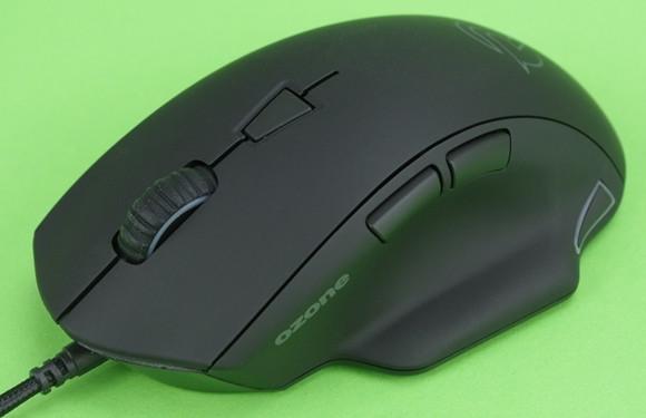 5c29b5eff43b0b Jest to mysz o mocnym wyprofilowaniu dla osób praworęcznych. Na lewym boku  znajduje się bardzo wygodna podstawka pod kciuk z delikatnym wgłębieniem ...