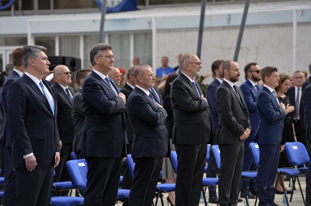 Milanović nije propustio priliku da zabije prst u oko Borisu Miloševiću