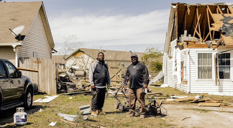 A City Hunkered Down to Survive an Outbreak. That Helped in a Tornado, Too.
