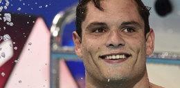 Mistrz olimpijski w pływaniu zostanie piłkarzem