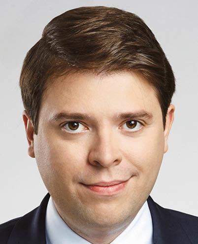 Juliusz Krzyżanowski, senior associate w kancelarii Baker McKenzie