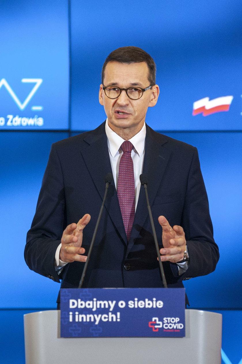 Były premier apeluje o porozumienie w sprawie unijnego budżetu