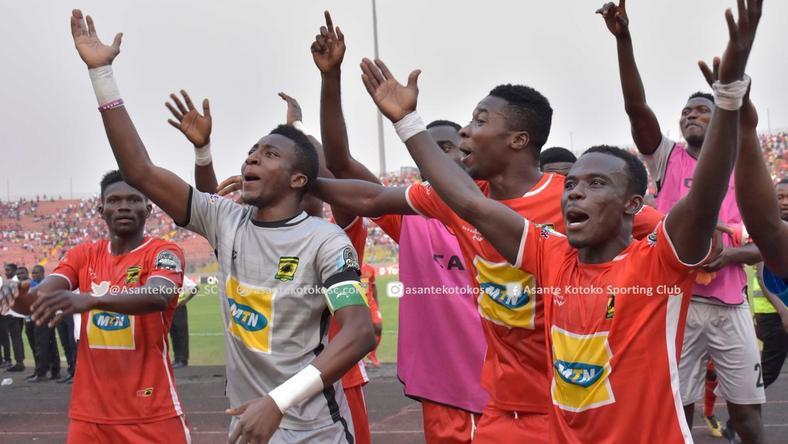 Asante Kotoko have won all their home games in the ongoing CAF Confederations Cup (Asantekotokosc.com)