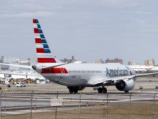 Boeing 737 Max 8 należący do American Airlines