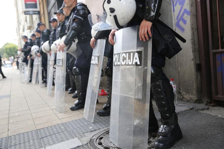 prajd, parada ponosa, beograd, policija
