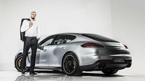 Marcin Gortat sprzedaje swoje Porsche Panamera GTS