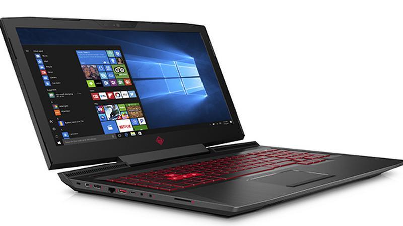 HP Omen - laptopy dla graczy zyskują moc