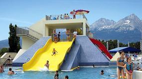 Aquapark: Aquacity - Poprad