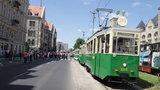 Przyjdź na paradę tramwajów!