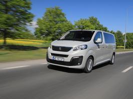 Peugeot Traveller 2.0 BlueHDI – wymarzony wakacyjne podróże   TEST