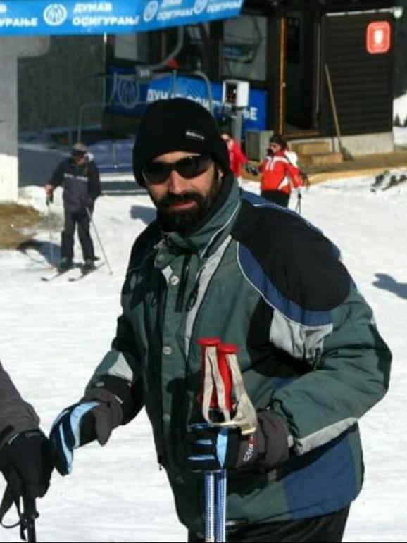 Skijaš sam godinama, i dobro mi je išlo do tada, kaže Uroš