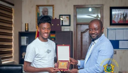 'We've had discussions' – GFA boss reveals plans to convince Hudson-Odoi to switch nationality to Ghana