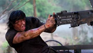"""Festiwal w Cannes: Sylvester Stallone pokaże fragmenty """"Rambo V: Ostatnia Krew'"""