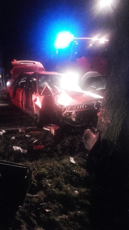 Pijany 22-latek doprowadził do tragicznego wypadku w święta