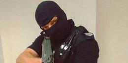 Policjant odpowie za lans w sieci