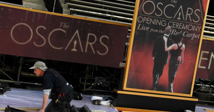 Oscary 2017 w liczbach. Czerwony dywan kosztuje więcej niż wynagrodzenie Kimmela