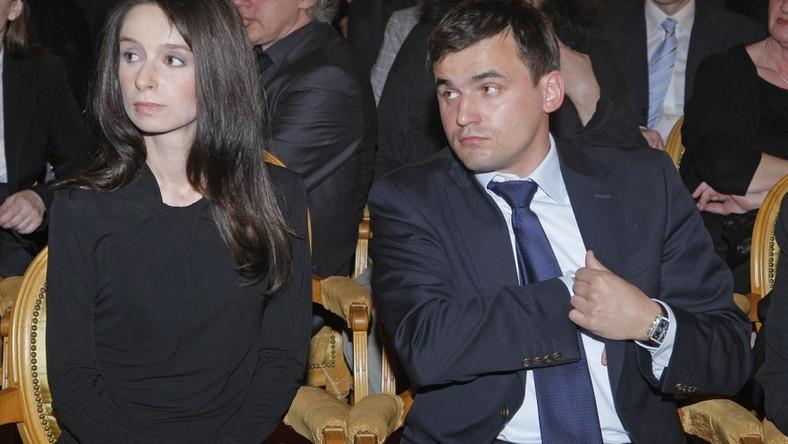 Marta Kaczyńska; Marcin Dubieniecki