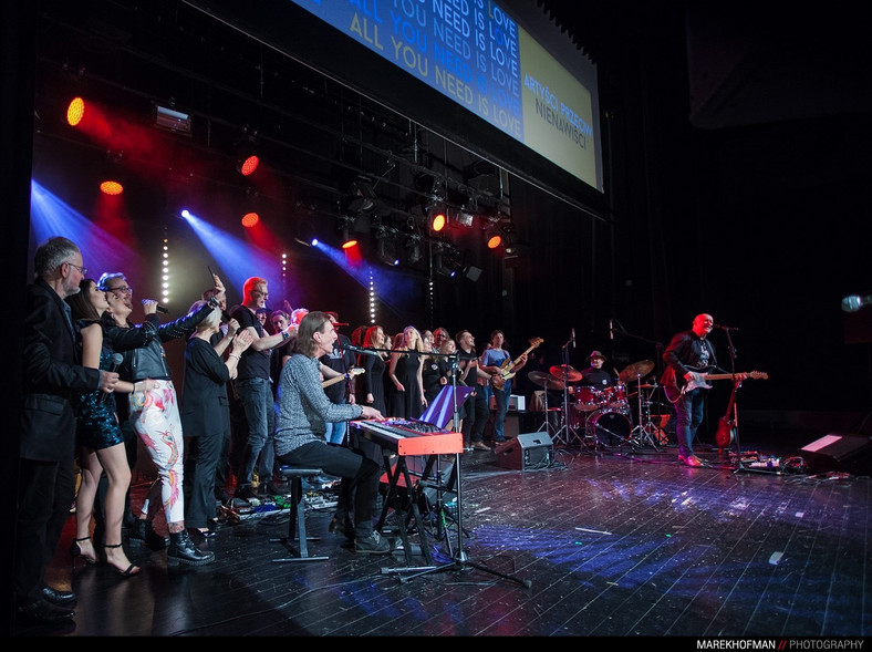 "Koncert ""All you need is love"""