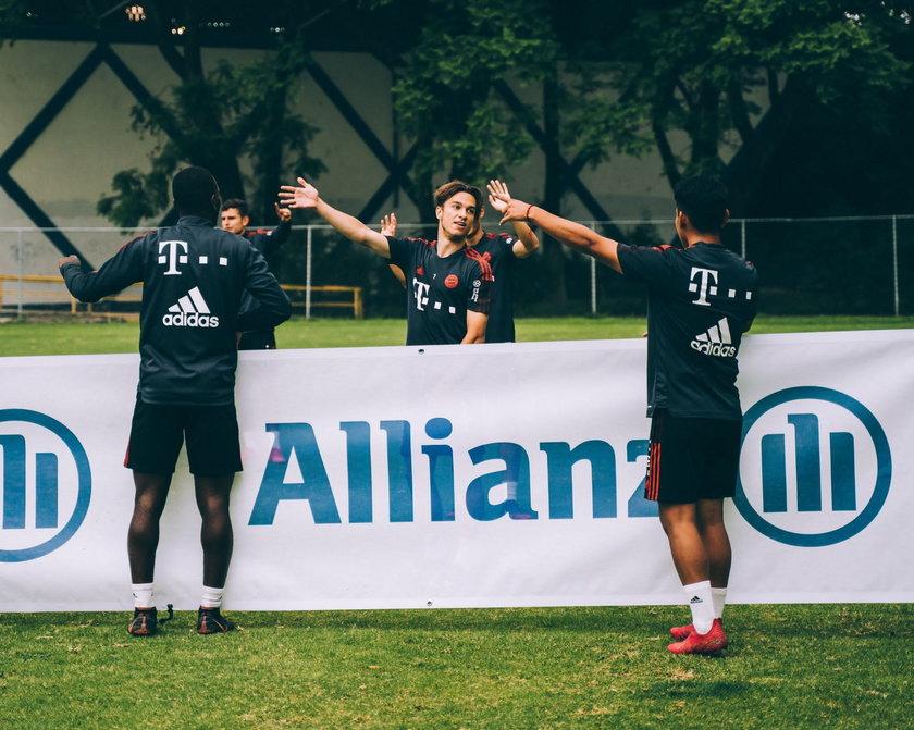Piłkarz Startu Nidzica Mateusz Sobotka (17 l.) dostał się na zgrupowanie Bayernu Monachium.