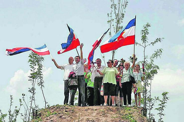 jugonostalgicari u IV mini jugoslaviji_210217_RAS_foto Biljana Vuckovic 005