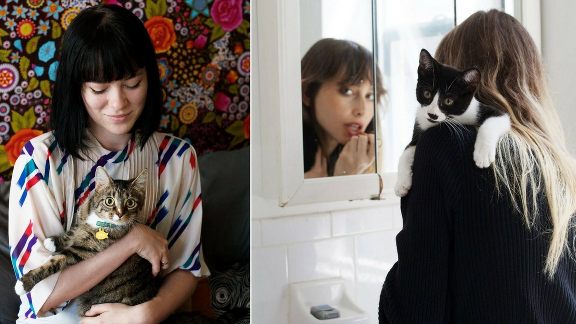 880f7177bca1 S mačkami žijú len staré a škaredé ženy  Odhoď predsudky