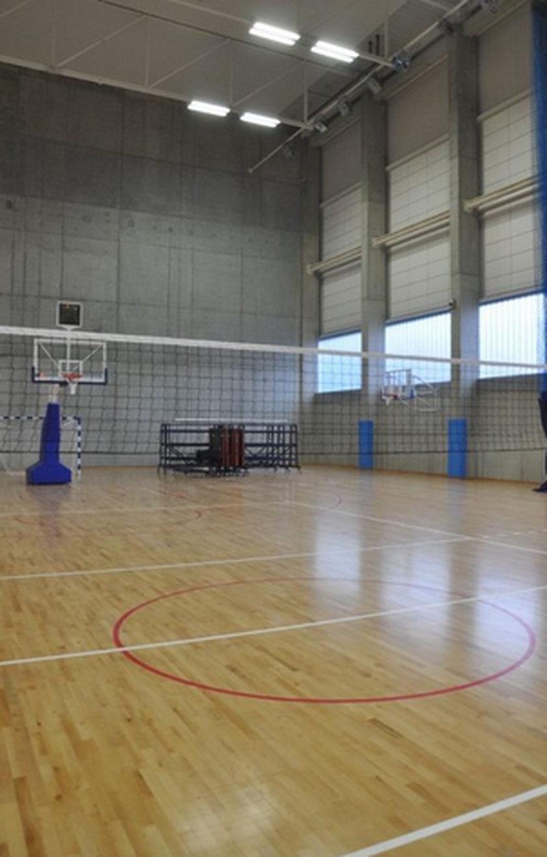 Nowa hala sportowa w Tarnowskich Górach