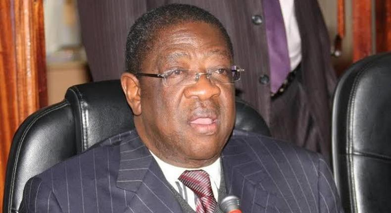 Senator Amos Wako