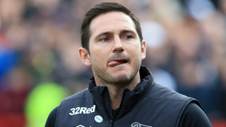 Derby boss Frank Lampard has played down talk of a return to Chelsea