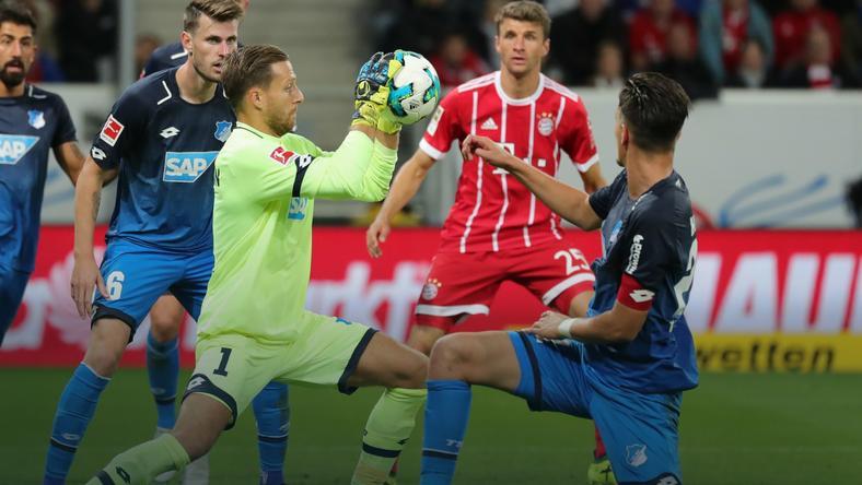 TSG Hoffenheim - Bayern Monachium