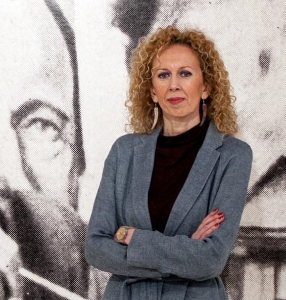 Mišela Blanuša, viši kustos MSUB