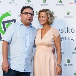 Monika i Zbigniew Zamachowscy na Festiwalu Zaczarowanej Piosenki