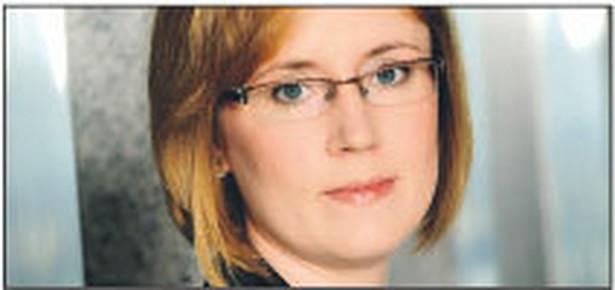 Agnieszka Nagórska, aplikant adwokacki z zespołu prawa nieruchomości Kancelarii Salans