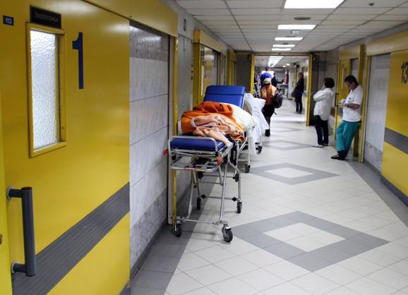 Prijemne ambulante u Urgentnom centru