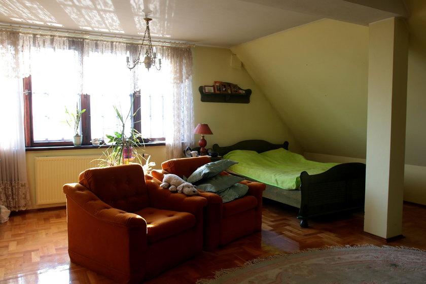 Posiadłość przy Trakcie św. Wojciecha