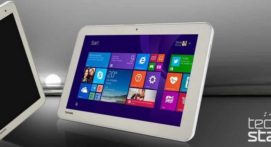 Toshiba Encore 2: Deshalb gibt es kein Surface Mini
