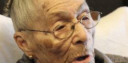 Zmarła najstarsza osoba świata, 116-letnia Amerykanka